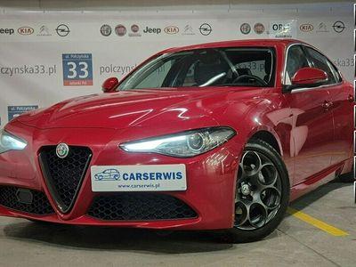 używany Alfa Romeo Giulia 2.1dm 180KM 2016r. 175 900km