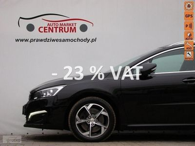 używany Peugeot 508 SW 2dm3 180KM 2015r. 232 027km BlueHDi 180 EAT6 SW Allure + Pakiety Salon IT. FV 23%