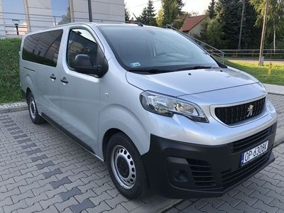 używany Peugeot Expert CESJA LEASINGU wersja LONG 2.0 diesel 150 KM opony