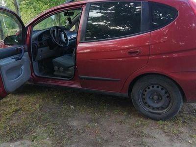 używany Chevrolet Tacuma TACUMA SPRZEDAM REZZO Z GAZEMSPRZEDAM REZZO Z GAZEM