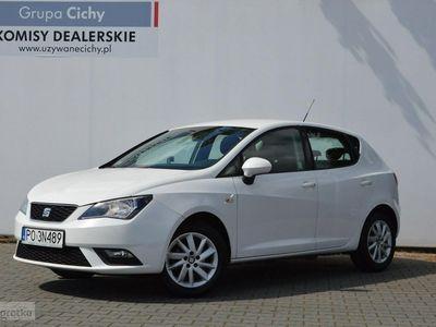 używany Seat Ibiza 1.2 TSI 105 KM Salon Polska VAT 23% Klimatyzacja Czujniki parkowania IV (2008-)