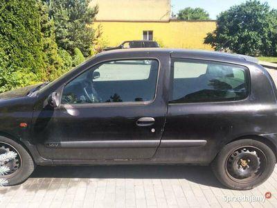 używany Renault Clio II 2.0 16v niesprawne, na części