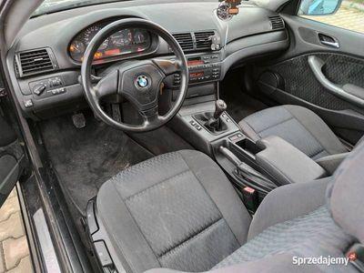 używany BMW 318 coupe