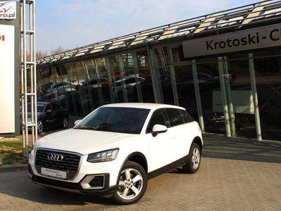 używany Audi Q2 1.4dm 150KM 2016r. 89 744km