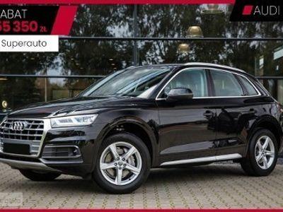 używany Audi Q5 III Sport 2.0 40TDI (190KM) SPORT | Pakiet Comfort + Hak Holowniczy + LE