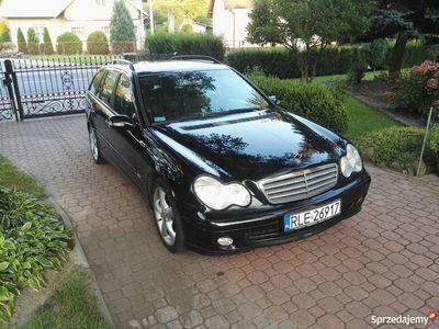 używany Mercedes C230 C klass w203AMG 192km 2004r GAZ