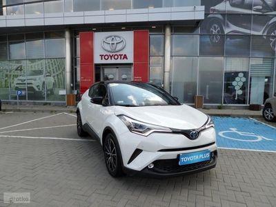 używany Toyota C-HR 1.8 Hybrid Selection + Navi