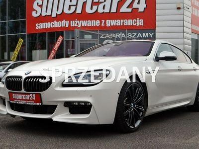 używany BMW 135 Coupé seria 6 4.4dm3 450KM 2016r. 34 km 650i xDrave Gran 4,4 Benzyna, 450KM, Automat, 4X4, FV 23%,