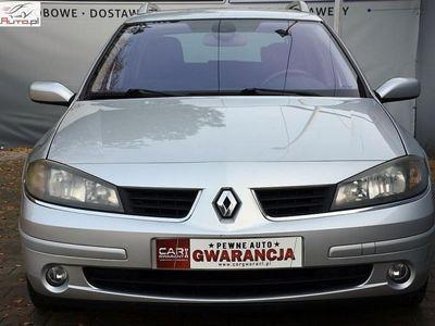 używany Renault Laguna 2.0 2,0T Klimatr Alus Navi Opłacony GWARANCJA 312 automatyczna klima.