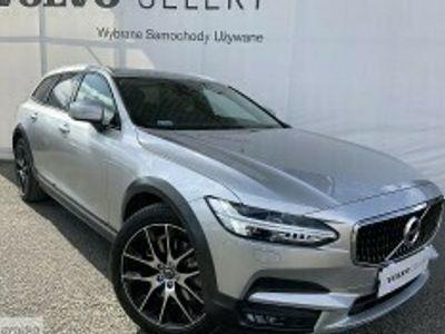 """używany Volvo V90 CC V90 CC D4 AWD 190KM, Webasto,Koła 20"""",P ASO,FV23%,Gwarancja"""