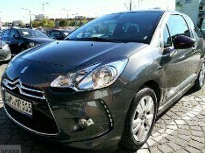 używany Citroën DS3 1.6VTI 120kM SportChic I Wł. Ks.Serwis Bezwypadek