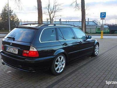 używany BMW 330 E46 D SPRZEDAM LUB ZAMIENIĘ