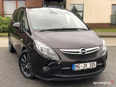 używany Opel Zafira C Business Edition 170KM Xenon Led Navi Panorama ASO Wzorowy Stan !!!