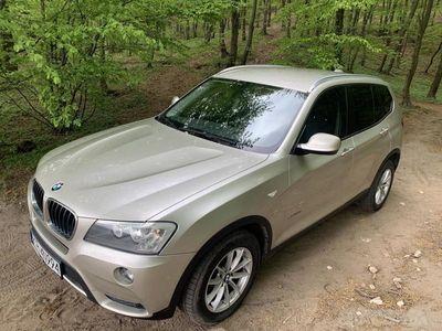 używany BMW X3 X3