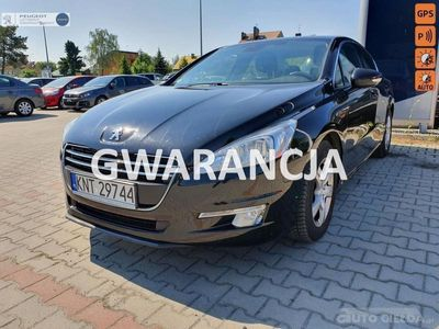 gebraucht Peugeot 508 HDi Active sedan (limuzy