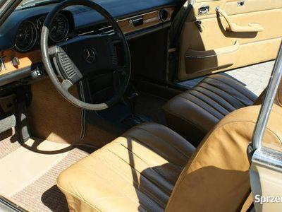 używany Mercedes W114 - 280 - 185 KM - Coupe