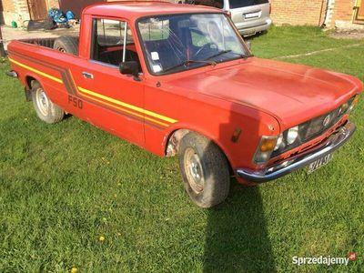 używany Fiat 125 p pick up fso polonez
