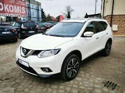 "używany Nissan X-Trail III 2.0D 177KM 4X4,System KAMER 360"",Navi,Skóry,Panor. dach,Full led,7 o"