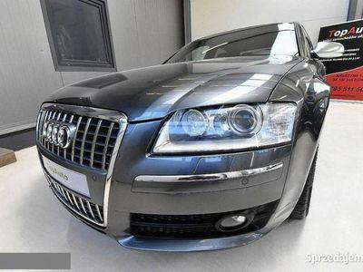 używany Audi S8 5.2dm 452KM 2006r. 236 000km