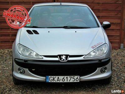używany Peugeot 206 CC 2.0 136KM