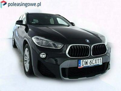 używany BMW X2 2dm 190KM 2019r. 43 279km