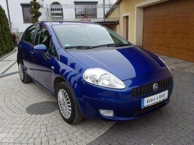 używany Fiat Grande Punto Klima z Niemiec Po Opłatach Auto z GWARANCJĄ