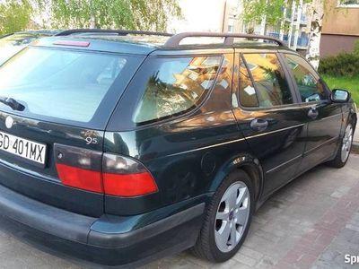 używany Saab 9-5 2.3T 2000 r.
