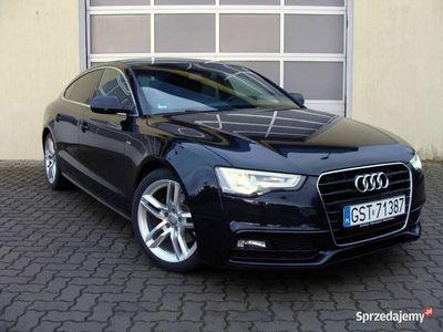 używany Audi A5 s line