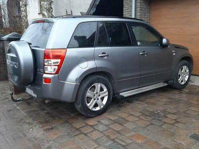 używany Suzuki Grand Vitara 1,9 DDiS 2007 r. diesel,skóry,klima aut.