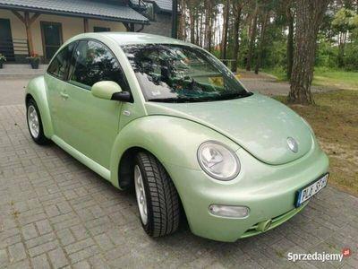 używany VW Beetle 2000 r_2.0 115 KM_Klimatyzacja_Gaz Sekwencja_Bardzo Ładny_Opłacony