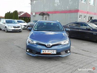 używany Toyota Auris II 1.4 90KM