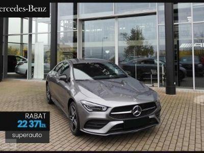 używany Mercedes CLA200 Klasa7G-DCT AMG Line (156KM) | Pakiet Premium + KeylessGo