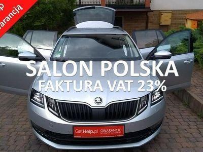 używany Skoda Octavia FULL LED Salon PL LIFT Serwis ASO 115KM 1wł. F.VAT 23% 39750 netto