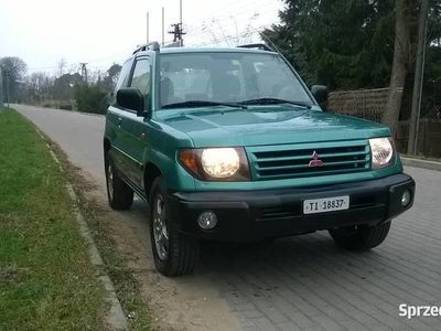 używany Mitsubishi Pajero Pinin GD zadbany bez wkładu finansowego