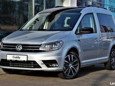używany VW Caddy Edition 35 2.0 TDI 150 KM DSG