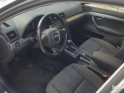 używany Audi A4 A4B7 1,8T turboB7 kombi BFB 163KM 207tys. S-Line