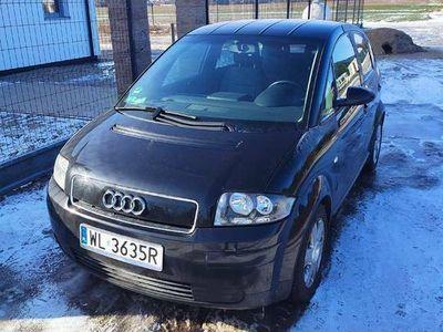 używany Audi A2 bezwypadkowy 8500 zł