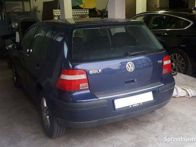 używany VW Golf tdi