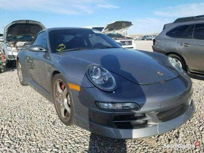 używany Porsche 997 2006, 3.8L, lekko uszkodzony przód (2005-2011)