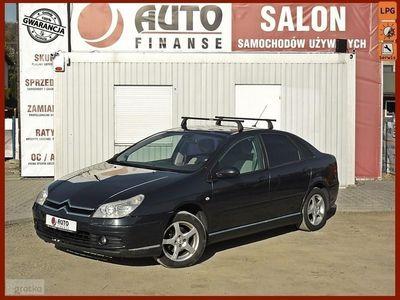 used Citroën C5 2dm3 140KM 2007r. 224 206km 2.0 Kat LPG 140Ps L;ima Alus Salon Polska