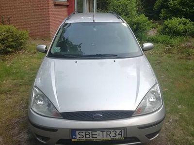 używany Ford Focus MK1 1,8 benzyna klimatronic Długie Opłaty