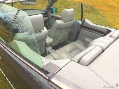 używany Mercedes E300 CE W124 Convertible Sportline, możliwa zamiana.
