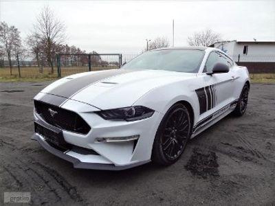 używany Ford Mustang GT VI 5.0 V8 450 KM Europa! MANUAL Radar NAVI Kamera