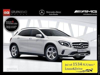 używany Mercedes GLA220 Klasa220 4M Urban KameraCofania GarminMap EasyPack LedHighPerformance