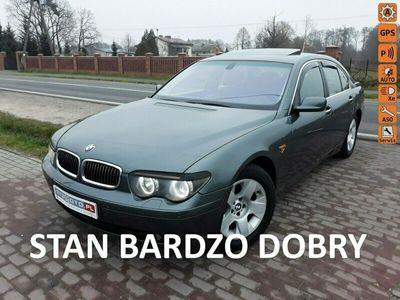 używany BMW 333 745 4.4dm KM 2003r. 280 000km
