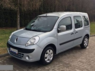 używany Renault Kangoo 1.5dm 86KM 2010r. 193 000km