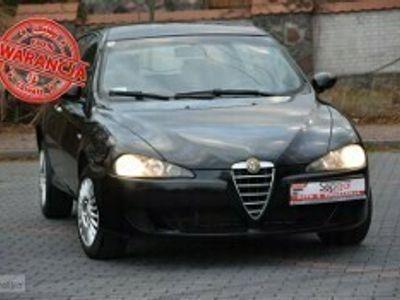 używany Alfa Romeo 147 1.6TwinSpark 105KM XI.2007r. Lift 5D. KLIMA Polecam