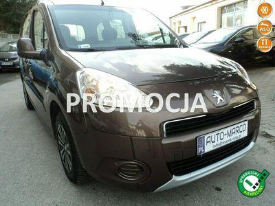 używany Peugeot Partner sprzedam ładnego a partnera II (2008-)