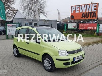 używany Fiat Panda 1.2dm 60KM 2004r. 143 770km