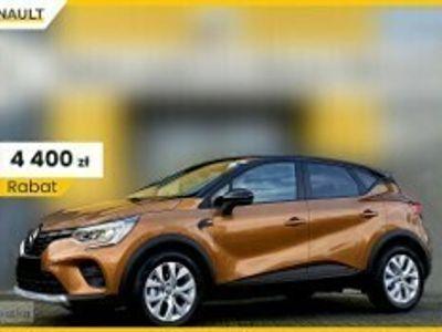 używany Renault Captur Intens 1.0 TCe Intens LPG 100KM | Przyciemniane szyby + Klimatyzacja